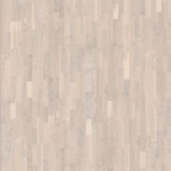 Паркетная доска дуб Известняк 3-х пол. глубоко белый,мат.лак,щетка 2.91кв.м 2423x200x15