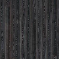 Паркетная доска - Ясень Черное серебро