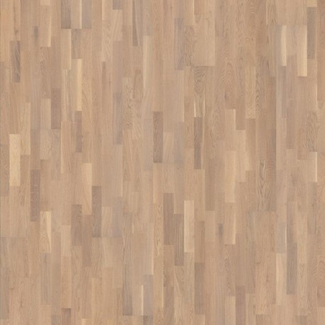 Паркетная доска дуб Абетон 3-х пол.,белый мат. лак 3,4 кв.м 2423x200x13