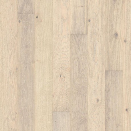 Паркетная доска дуб Блонд 1-пол. Кантри,мат. лак, щетка, фаски 2.72кв.м 2420x187x15