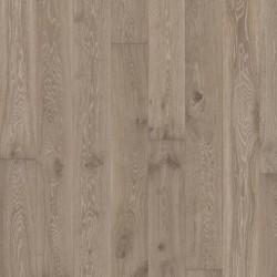 Паркетная доска - Дуб Новая Классика Серый