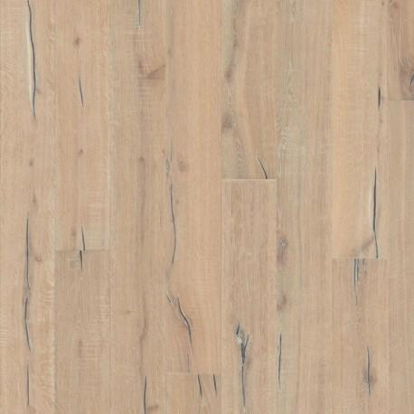 Паркетная доска дуб Аспеланд ,Кантри, бел. нат. масло, фаски,браш 2420x187x15