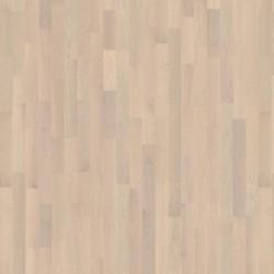 Паркетная доска дуб Ментон 2-х пол, , бел. мат. лак 2.91кв.м 2423x200x15