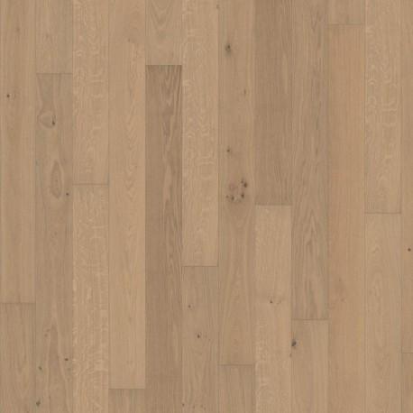 Паркетная доска дуб Белый 1-пол. Кантри, , мат. лак, щетка, фаски 2.72кв.м 2420x187x15