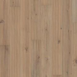 Паркетная доска дуб Мере , Кантри, серо-коричн. нат. масло, фаски,браш 2420x187x15