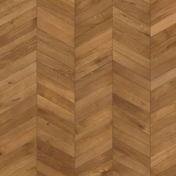 Паркет Французская елка Шеврон светло-коричневый