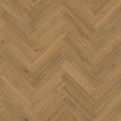 Паркет - Английская елка CD Серое масло (L) Grey oil 600х120х11мм