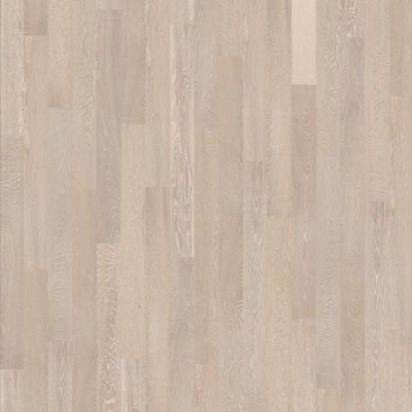Паркетная доска дуб АРКТИК 1-пол., мат.лак, щетка, микро фаски, белый 1830х125х10 (10 д/у)