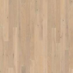 паркетная доска дуб POWDER 1-пол., мат.лак, щетка, микро фаски, белый 1830х125х10