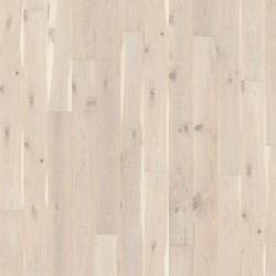 паркетная доска дуб Кружево 1-пол. Кантри,мат. лак, щетка, фаски 2.72кв.м 2420x187x15