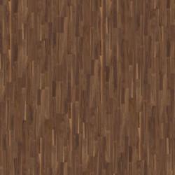 Паркетная доска Линнея орех Кантри 2-х пол, , сат. лак 2.84кв.м 1225x193x7