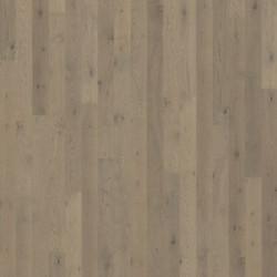 Паркетная доска дуб СКАЛА 1-пол., мат.лак, щетка, микро фаски, серый 1830х125х10
