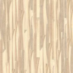 Паркетная доска ясень Прилив 2.72 1-пол.,ультрамат. лак, щетка, микро-фаски,белый 2420*187*15